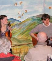 Zoe Conway & John McIntyre in concert at Cúil na Sméar